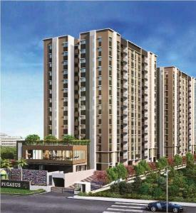 Gallery Cover Image of 1197 Sq.ft 2 BHK Apartment for buy in Pride Pegasus, Visthar for 6583500
