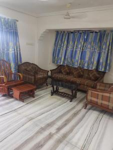 Gallery Cover Image of 1200 Sq.ft 2 BHK Apartment for rent in Nerul for 47000