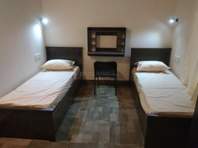 Bedroom Image of Omg PG in Vasanth Nagar
