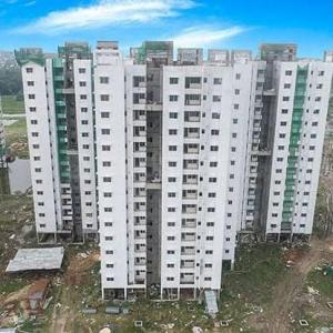Gallery Cover Image of 1119 Sq.ft 3 BHK Apartment for buy in Shriram Grand City, Dankuni for 4150000