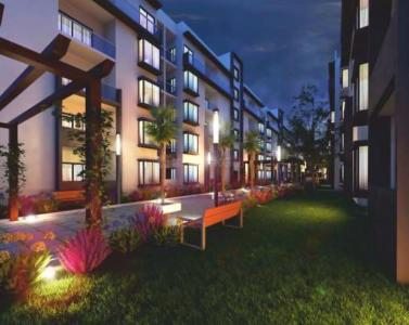 Gallery Cover Image of 1114 Sq.ft 2 BHK Apartment for buy in Innovative Oak Garden, Bhoganhalli for 6127000