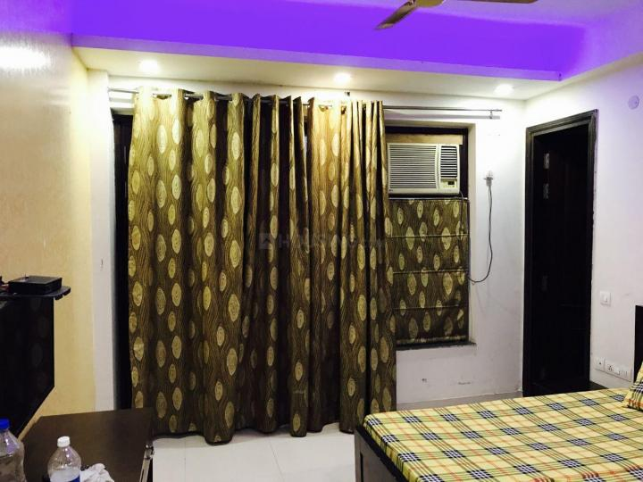 Bedroom Image of Paying Guest Accommodation For Working Professional For Boys In Sushant Lok Phase 1 in Sector 43