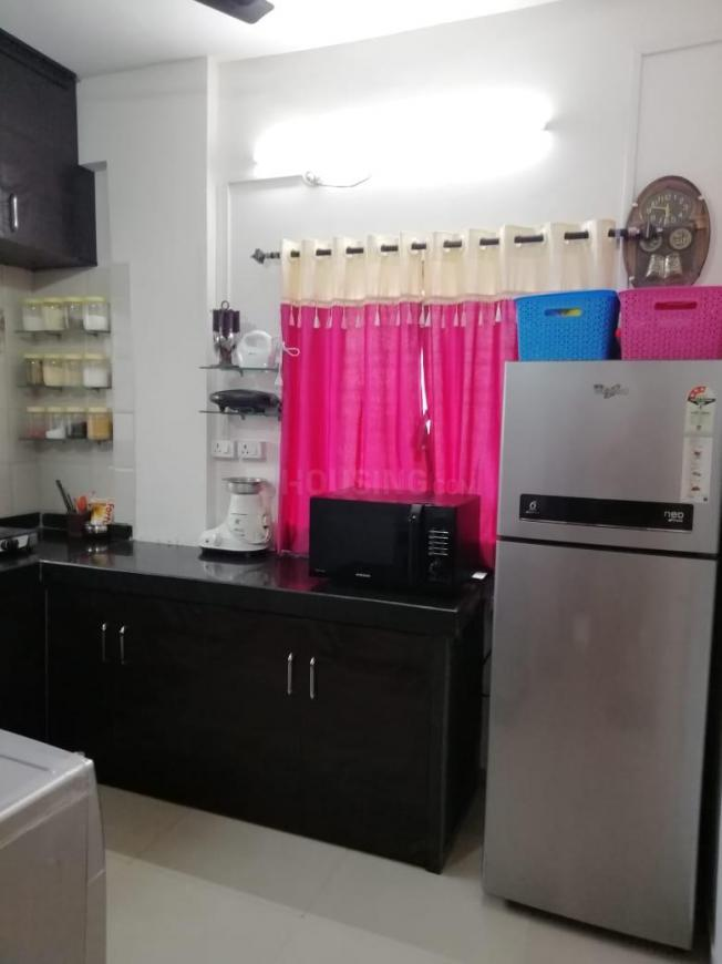 Kitchen Image of 550 Sq.ft 1 BHK Apartment for buy in Wadala Gaon for 1900000