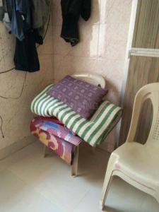 मुंबई सेंट्रल में मंगला पीजी के बेडरूम की तस्वीर