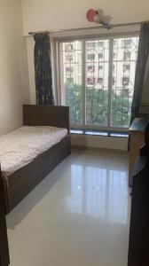 Gallery Cover Image of 968 Sq.ft 2 BHK Apartment for rent in Mantri Serene, Goregaon East for 42000