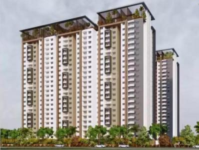 Gallery Cover Image of 1045 Sq.ft 2 BHK Apartment for buy in Miyapur for 3125000
