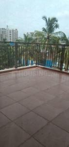 Gallery Cover Image of 1700 Sq.ft 3 BHK Apartment for rent in Sai Sarisha, Punawale for 20000