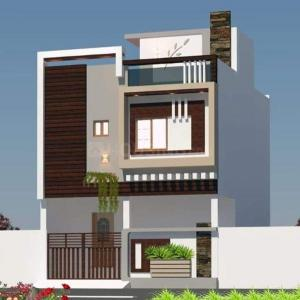 Gallery Cover Image of 1080 Sq.ft 2 BHK Independent House for buy in Thirunindravur for 2699999