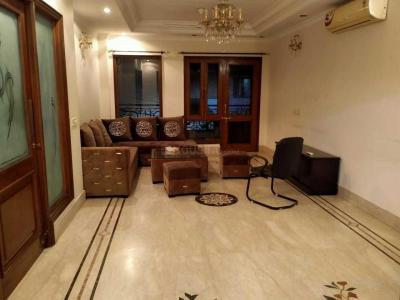 Gallery Cover Image of 2350 Sq.ft 3 BHK Independent Floor for rent in Anand Niketan for 100000