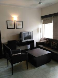 Gallery Cover Image of 750 Sq.ft 1 RK Apartment for rent in Vaibhav Khand for 14000
