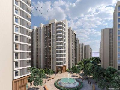 Gallery Cover Image of 975 Sq.ft 3 BHK Apartment for buy in Palava Phase 1 Nilje Gaon for 6600000