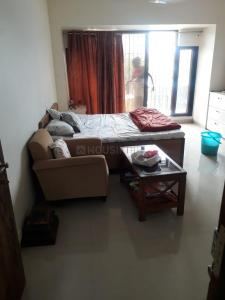 Gallery Cover Image of 600 Sq.ft 1 BHK Apartment for rent in Bombay Links CHS, Vashi for 25000