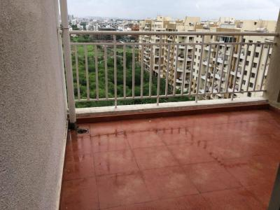 Gallery Cover Image of 950 Sq.ft 2 BHK Apartment for rent in Dhanori for 16000