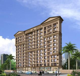 Gallery Cover Image of 980 Sq.ft 2 BHK Apartment for buy in Thane West for 16700000