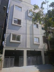 Gallery Cover Image of 650 Sq.ft 1 BHK Apartment for rent in Reliaable Lakedew Residency, Harlur for 15000