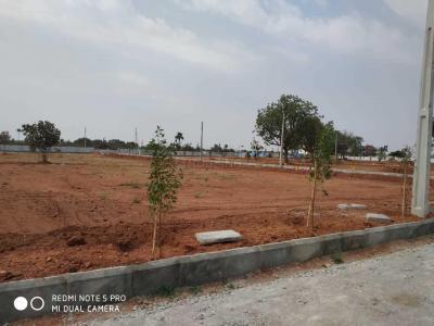 Gallery Cover Image of 155 Sq.ft Residential Plot for buy in Maheshwaram for 1555000