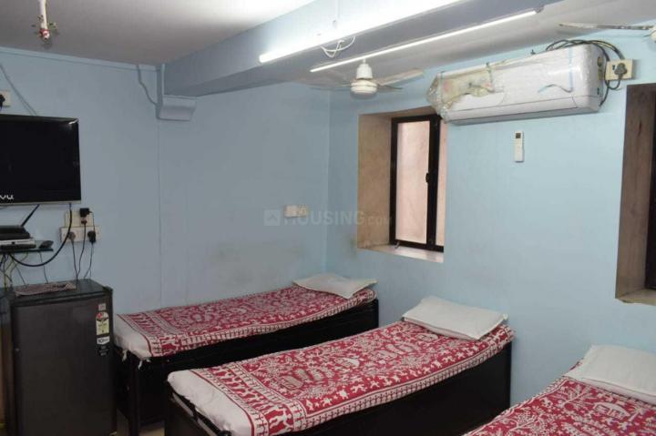 पीजी 4195345 मरीन लाइंस इन मरीन लाइंस के बेडरूम की तस्वीर