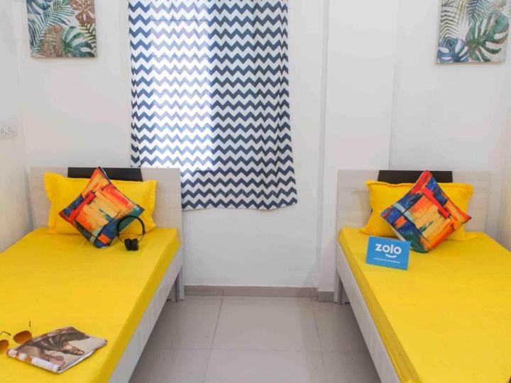 मराठाहल्लि में ज़ोलो अनिस में बेडरूम की तस्वीर