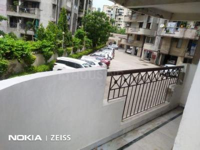 Balcony Image of Fully Furnished Girls PG in Sector 12 Dwarka