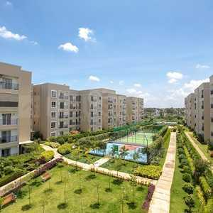 Gallery Cover Image of 1600 Sq.ft 3 BHK Apartment for buy in NR Windgates, Chokkanahalli for 7600000