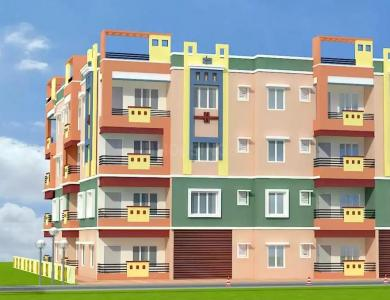 Gallery Cover Image of 1150 Sq.ft 3 BHK Apartment for buy in  Prativa Kunj, Dum Dum Cantonment for 3400000
