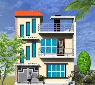 Gallery Cover Image of 1350 Sq.ft 3 BHK Villa for buy in Vihaan Group Housing, Noida Extension for 3449000