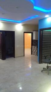 Gallery Cover Image of 950 Sq.ft 3 BHK Independent Floor for rent in Sector 15 Dwarka for 14000