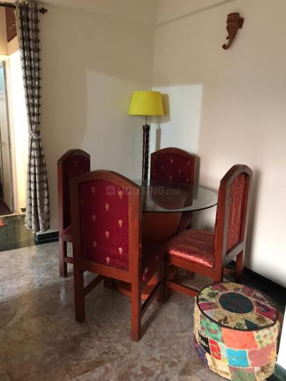 Living Room Image of 550 Sq.ft 1 BHK Independent House for rent in Hiranandani Estate for 22000
