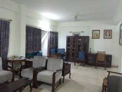 Gallery Cover Image of 2200 Sq.ft 3 BHK Apartment for rent in Shanti Nagar for 60000