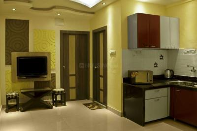 Gallery Cover Image of 1500 Sq.ft 3 BHK Apartment for rent in Kasba for 30000