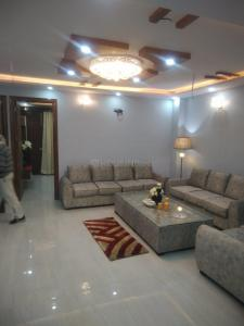 Gallery Cover Image of 1890 Sq.ft 3 BHK Independent Floor for buy in Sector 8 Dwarka for 15500000
