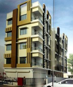 Gallery Cover Image of 866 Sq.ft 2 BHK Apartment for buy in Madhyamgram for 3100000