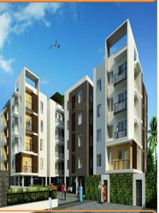 Gallery Cover Image of 1354 Sq.ft 3 BHK Apartment for buy in Air View Apartments, Manapakkam for 9100000