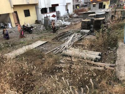 1400 Sq.ft Residential Plot for Sale in Moi, Pune