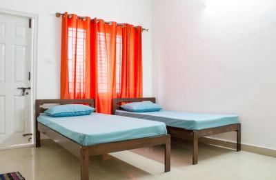 Bedroom Image of Ickon Gardenia in Krishnarajapura