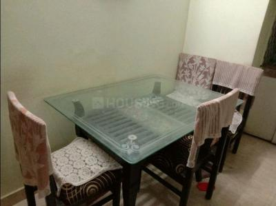 Gallery Cover Image of 455 Sq.ft 1 BHK Independent Floor for rent in Pushpanjali Apartment, Mahavir Enclave for 10000