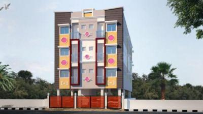 Gallery Cover Image of 771 Sq.ft 2 BHK Apartment for buy in Moolakadai for 5500000