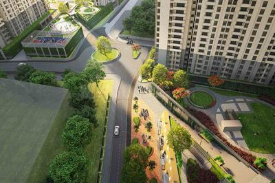 Gallery Cover Image of 823 Sq.ft 1 BHK Apartment for buy in Assetz Marq 2, Kannamangala for 5905000