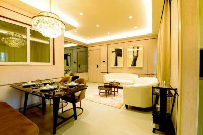 Gallery Cover Image of 788 Sq.ft 2 BHK Apartment for buy in Raymond Ten X Habitat Raymond Realty Tower J, Thane West for 14772017