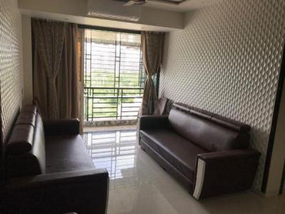 Gallery Cover Image of 1135 Sq.ft 2 BHK Apartment for rent in Mont Blanc, Kharghar for 20000