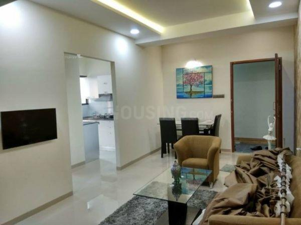 Living Room Image of 387 Sq.ft 2 BHK Apartment for buy in Rasayani for 3678000