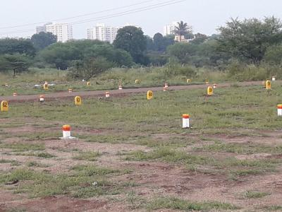 Gallery Cover Image of  Sq.ft Residential Plot for buy in Pathardi Phata for 850000