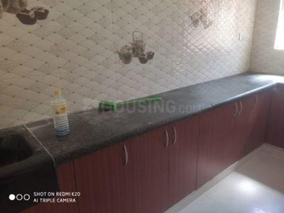 Gallery Cover Image of 500 Sq.ft 1 BHK Independent Floor for rent in Panathur for 15000