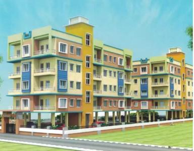 Gallery Cover Image of 660 Sq.ft 1 BHK Apartment for buy in Dum Dum Cantonment for 1700000