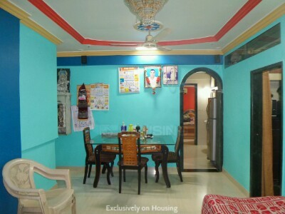 Gallery Cover Image of 700 Sq.ft 2 BHK Apartment for buy in Mhatre Nagar for 7500000