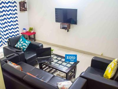 Living Room Image of Zolo Amplify in Hinjewadi