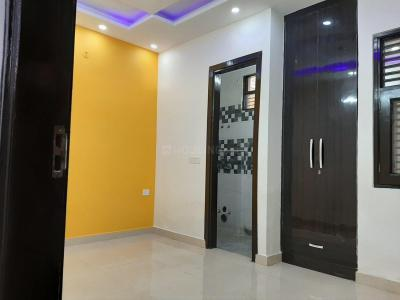 Gallery Cover Image of 750 Sq.ft 3 BHK Apartment for buy in Dwarka Mor for 3350000