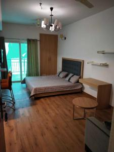 Gallery Cover Image of 506 Sq.ft 1 RK Apartment for rent in Sector 168 for 14000