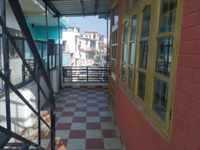 Balcony Image of 972 Sq.ft 3 BHK Independent House for buy in Majra for 5000000