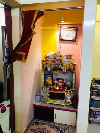 Pooja Room Image of 909 Sq.ft 2 BHK Apartment for rent in Dombivli East for 25000